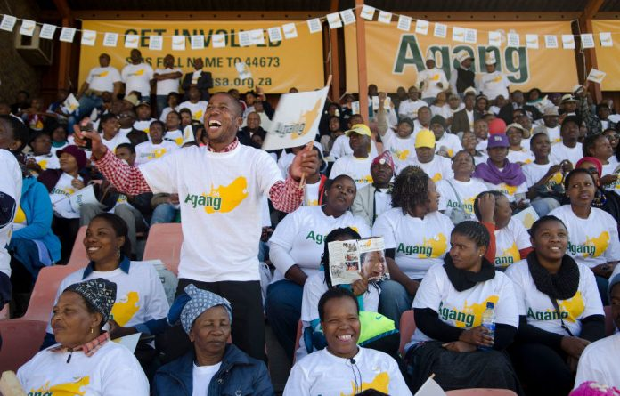Ramphele officially launched Agang SA at the Tshwane Events Centre in Pretoria west on Saturday.