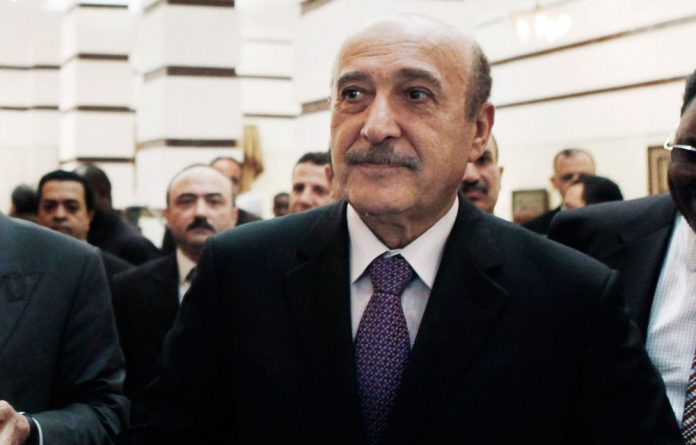 Egypt's former vice-president and spy chief Omar Suleiman has died.