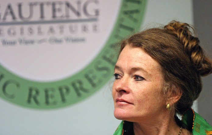 Professor Mary Metcalfe
