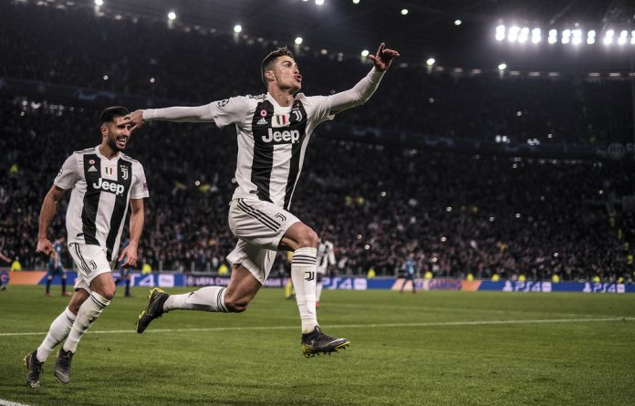 Profits first: Cristiano Ronaldo still plays for Juventus