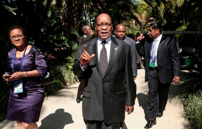 Presidency official Lakela Kaunda has stuck by President Jacob Zuma through thick and thin. But nerves of steel are required for the job of presidential spokesperson.