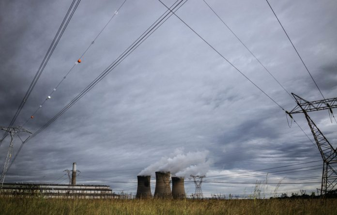 Power struggle: Eskom cannot be left to collapse because it would be catastrophic for the country but views on how it should be rescued have not yet been agreed on.