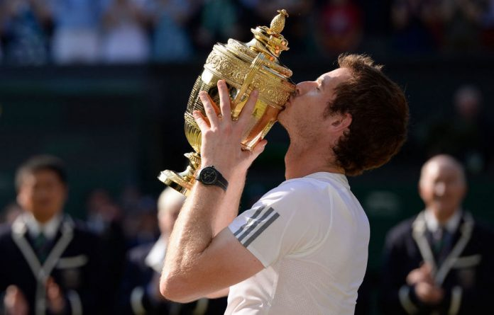 Andy Murray this year became the first British man to lift the trophy at the All England Club in 77 years.