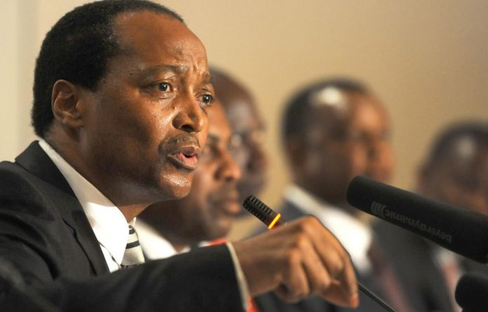 Businessman Patrice Motsepe is cited in a new study as a BEE leader that has succeeded through political clout rather than entrepreneurial initiative.