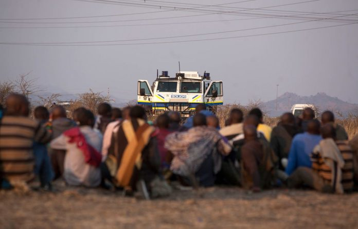 The Independent Police Investigative Directorate is probing the police's role in the deaths of more than 30 people in a clash at Lonmin's Marikana mine.