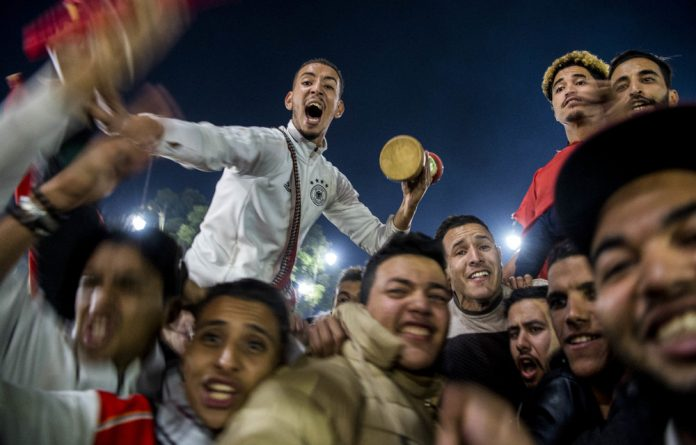 Low expectations: Morocco fans