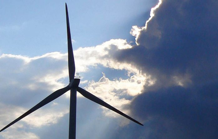 Wind energy forms the largest single component of SA's renewable energy push.