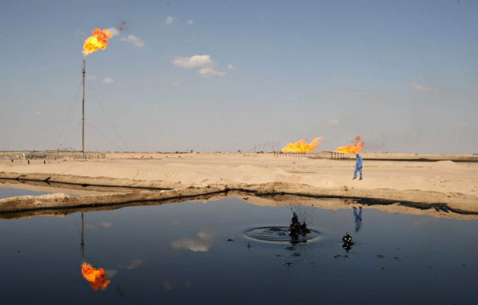The oil price has bobbed at around $110 a barrel for the first half of 2014 but from August
