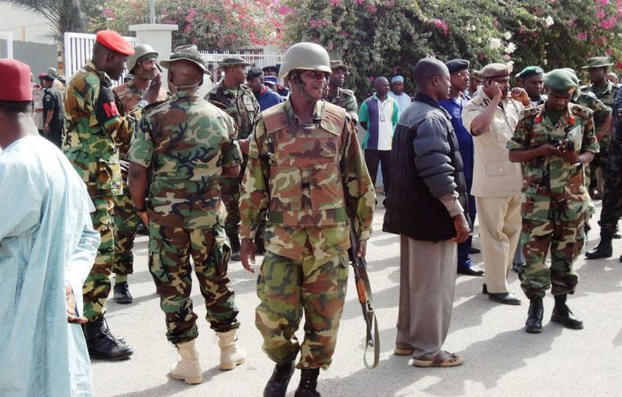The Nigerian army confirmed that they had killed 16 militants in an area of the country's northeast.