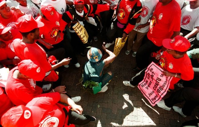 Cosatu has conceded it lost its fight with the ANC over the labour broking issue.