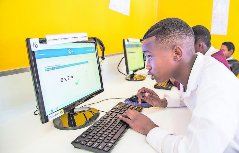 OLICO Maths pupils score top marks in matric