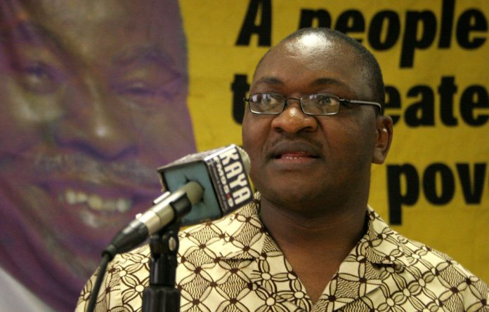 ANC provincial secretary David Makhura.
