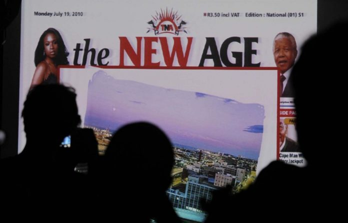Deputy press ombudsman Johan Retief has dismissed the complaints against five of the six stories the New Age wrote about Julius Malema's recent trip to London.