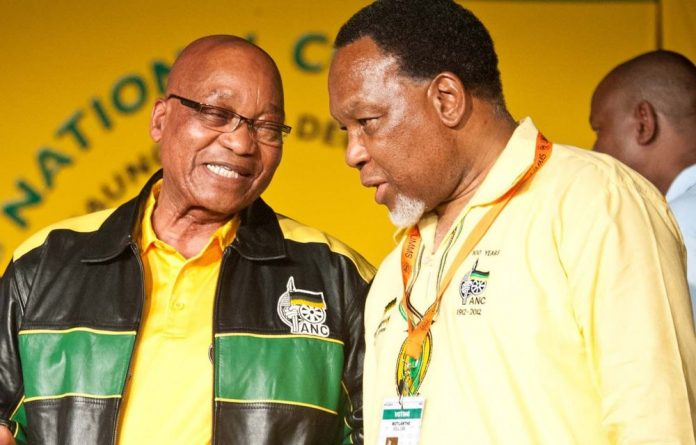 Jacob Zuma and Kgalema Motlanthe will go head-to-head for the position of ANC president.