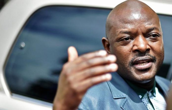 President Pierre Nkurunziza promised in 2007 the move would go ahead