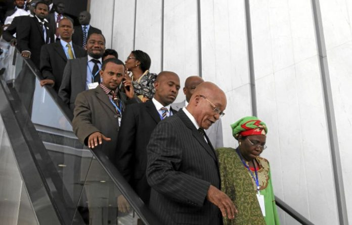President Jacob Zuma and his team have worked hard to persuade the continent that Home Affairs Minister Nkosazana Dlamini-Zuma should be the AU's new commission chair.