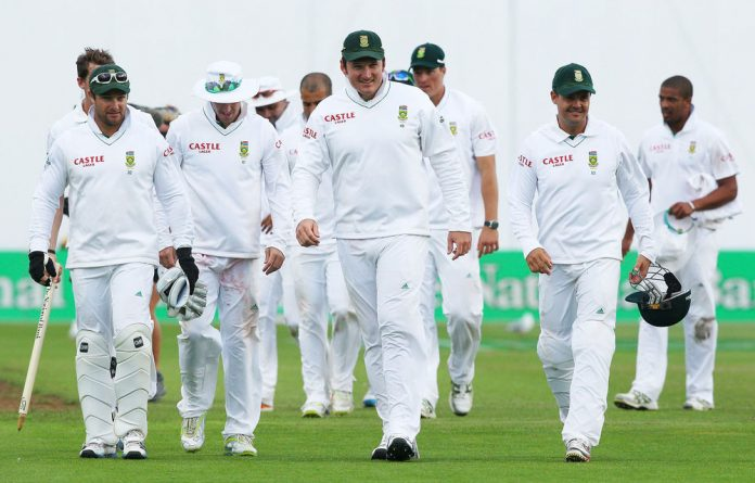 If the Proteas win the upcoming three-match series