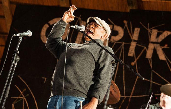 Hugh Masekela collaborated with artists across genres