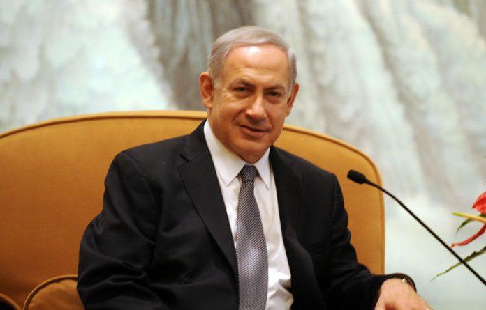 Israels' Prime Minister Benjamin Netanyahu.