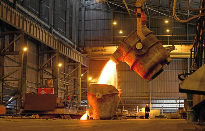 ?Output tumbled at Anglo American Platinum