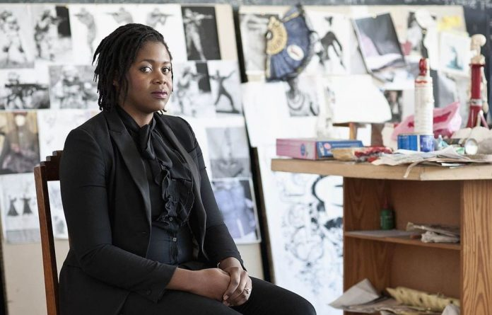 Already established: This year's Standard Bank young artist winner