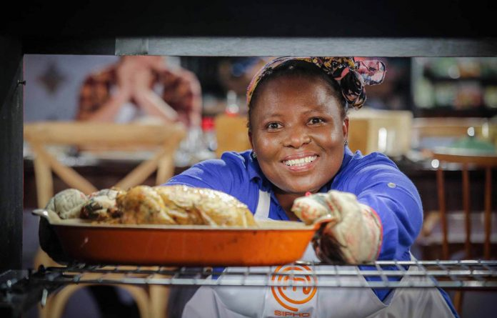 Siphokazi Mdlankomo hopes other domestic workers will see her success as an inspiration.