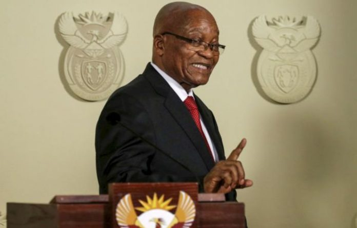 Zuma is accused of taking bribes from French arms maker Thales over a contract worth several billion rand during his time as a provincial economy minister and then deputy ANC president.
