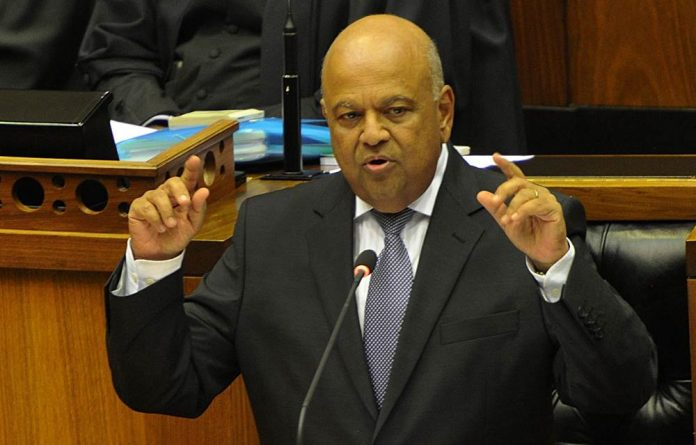 Finance Minister Pravin Gordhan and private sector representatives are set to go on a road show in a joint effort to address credit ratings agencies and investor concerns.