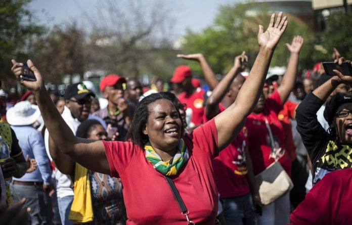 Short-lived jubilation: The Pietermaritzburg high court's decision last year to nullify the ANC's provincial structure in KwaZulu-Natal seems a distant memory as new battle lines are drawn.