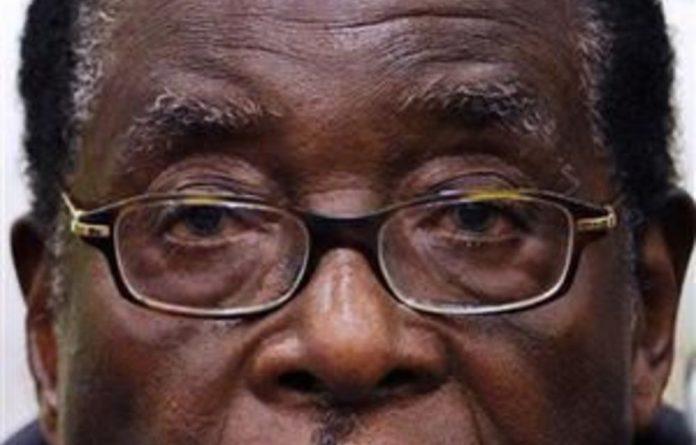 Mugabe and his