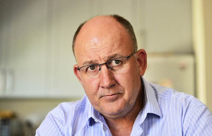 The EFF first voted for DA Mayor Athol Trollip