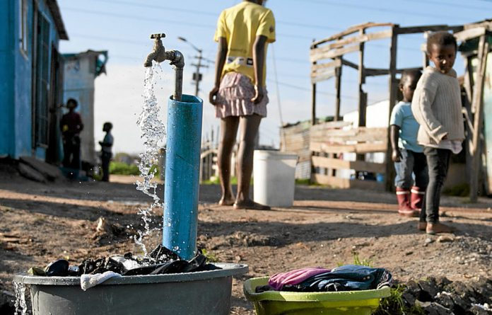Despite water shortages
