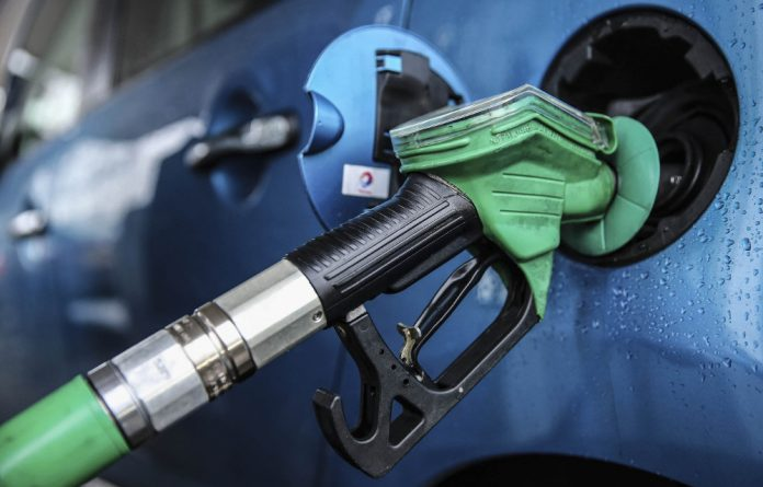 If the prevailing rand and fuel price trends persist for the rest of July