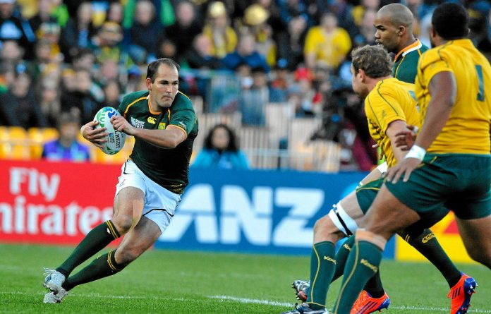 Scrumhalf Fourie du Preez will start for the Springboks this weekend against the Wallabies.
