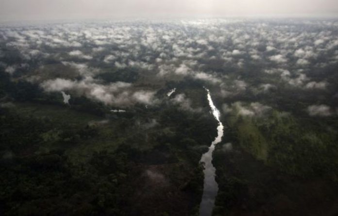 'Positive' feedback: Farming practices in the DRC's peatlands and forests — draining the land and slash-and-burn – threaten to release gigatonnes of carbon