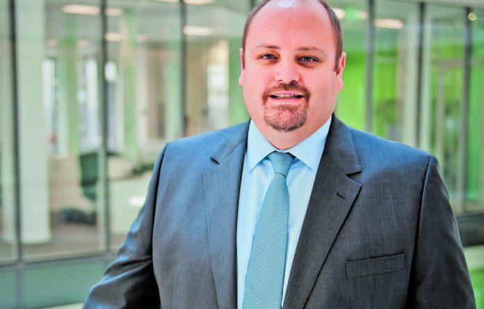 Michael Prinsloo