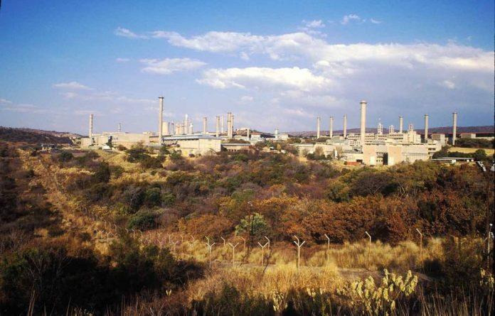 Pelindaba nuclear facility