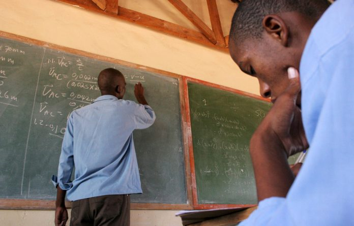 Slip-up: Thousands of teachers are sliding through cracks in the South African Council for Educators' system for checking whether their qualifications are genuine and they're not rapists or paedophiles.