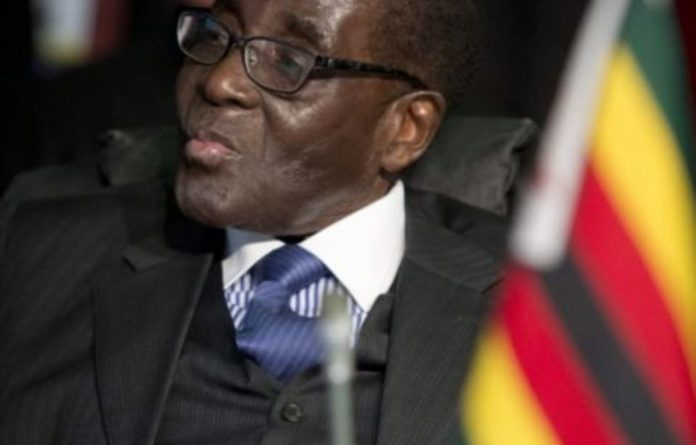 Mugabe is upping ownership of all foreign firms operating in Zimbabwe to 100% black-owned.