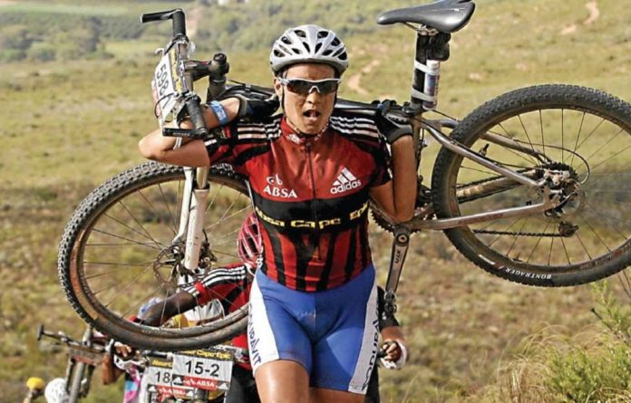 The toughness of the Cape Epic Cycle Race has not changed since Anke Moore and her partner Yolande de Villiers fought their way up hills to win the women's section of the race in 2007.