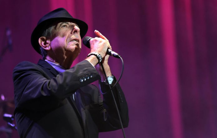 Charles Leonard writes about his vet's stillborn question to Leonard Cohen and the joys of reggae.