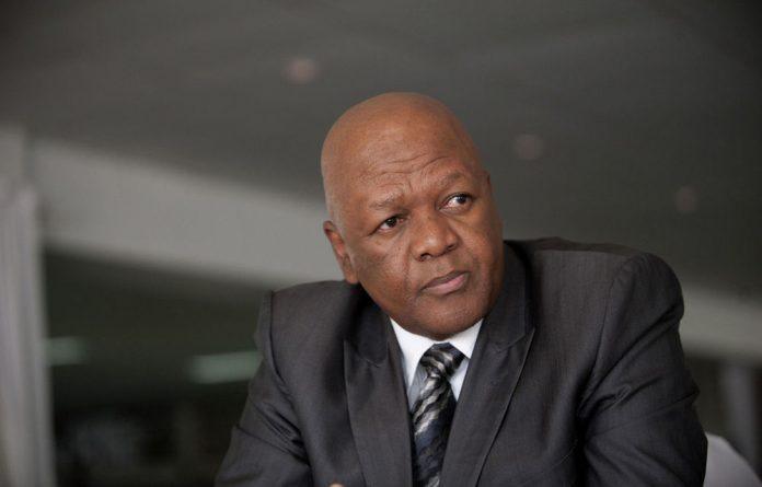 Justice Minister Jeff Radebe