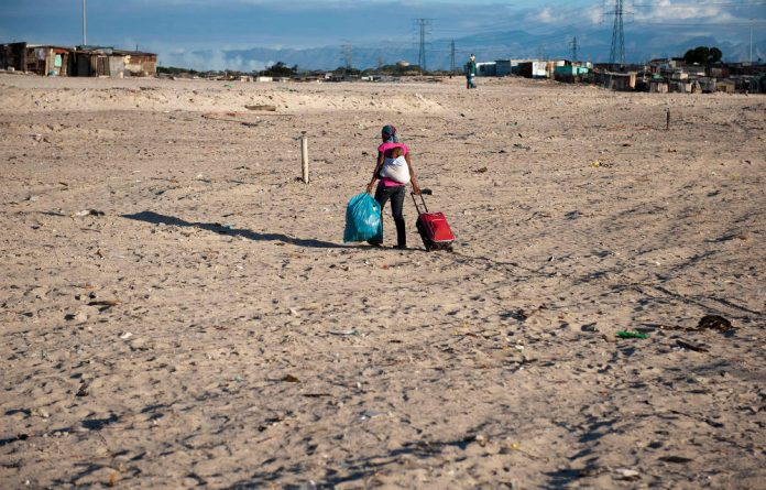 Wasteland: Health services in rural areas are often not up to the task required of them.
