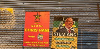 Barrier to progress: The ANC appears to have lost its appetite for intelligent debate.