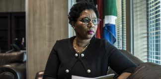 ​Minister of Public Service and Administration Ayanda Dlodlo has stated that she never meant to break the code.