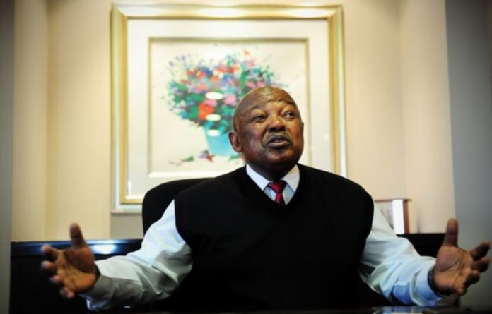 A member of the public accused Lekota of being a sellout.