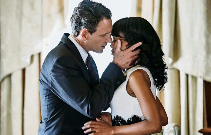 Fitz and Olivia's affair in