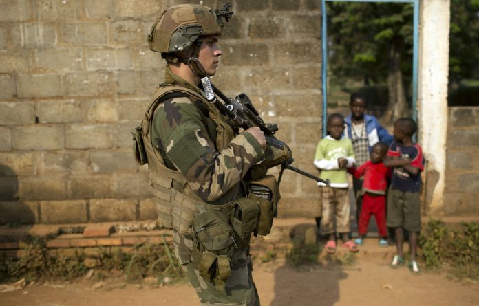 The EU is expected to send up to 1 000 soldiers to help stabilise Central African Republic.