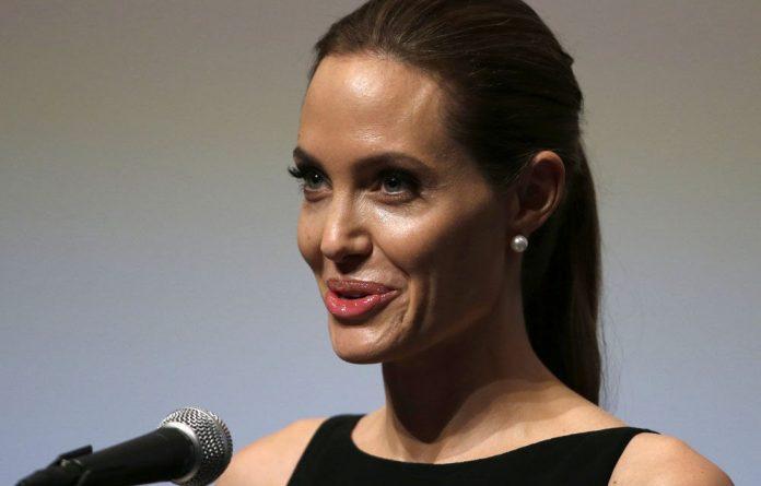 Angelina Jolie lost her mom