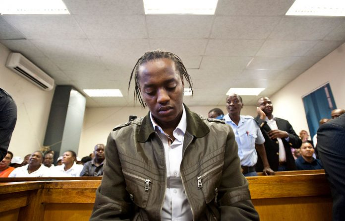 'Jub Jub' Maarohanye told the Protea Magistrate's Court that life is not good in prison.